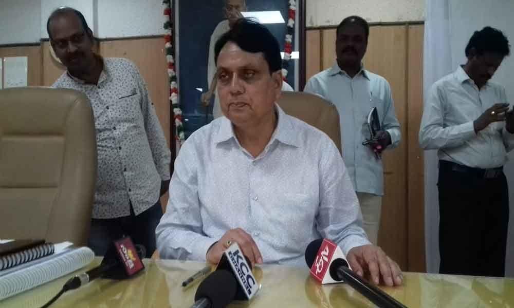 East Godavari ZP meet postponed