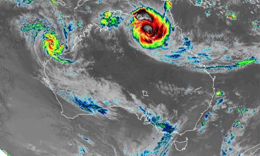 Extremely severe cyclone Fani headed towards Odisha