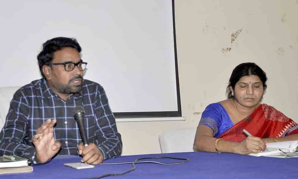 Clear pending land issues: Joint Collector A Bhaskar Rao