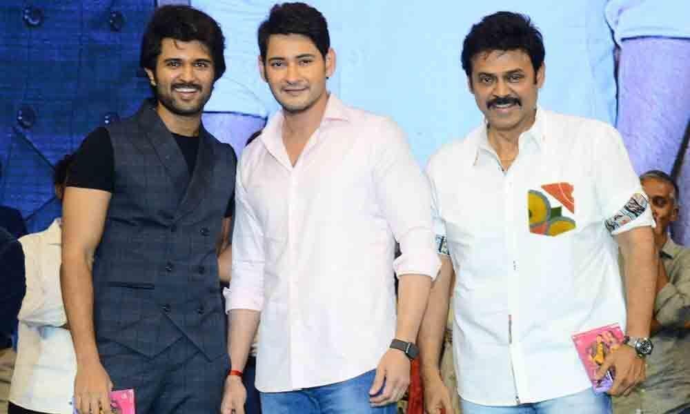 I thank all the directors who made me, says Mahesh Babu