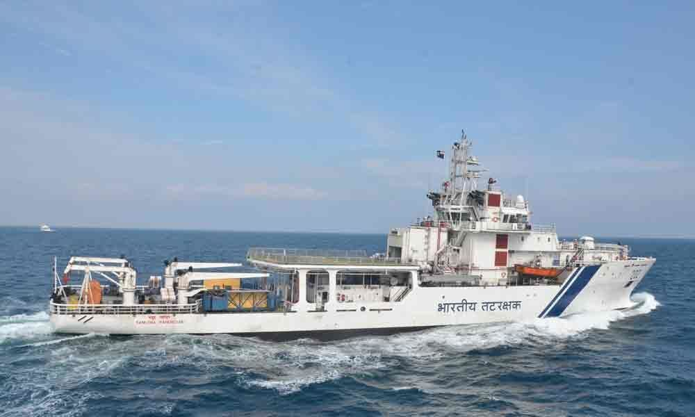 12 Coast Guard teams ready to take relief operations