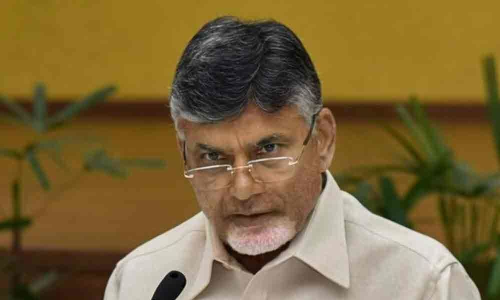 Chandrababu Naidu to visit Polavaram on Monday