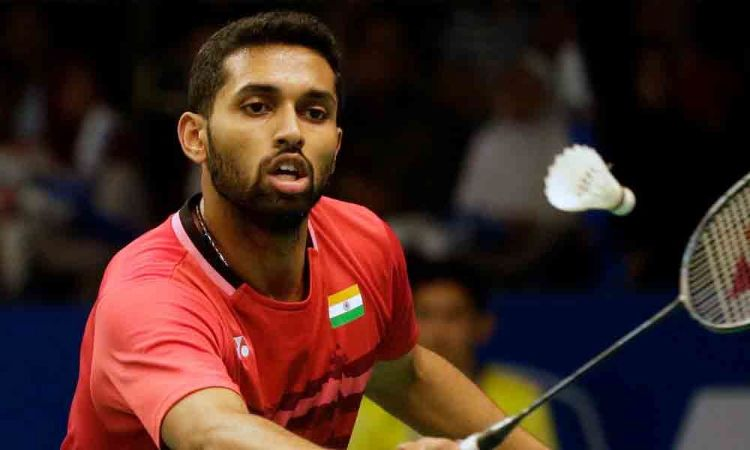Prannoy stuns Sugiarto, Praneeth crashes out