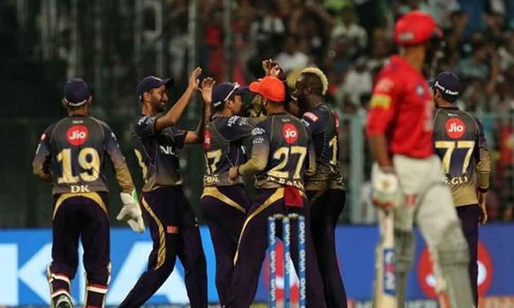 IPL 2019: Kolkata Knight Riders, Kings XI Punjab in crunch clash