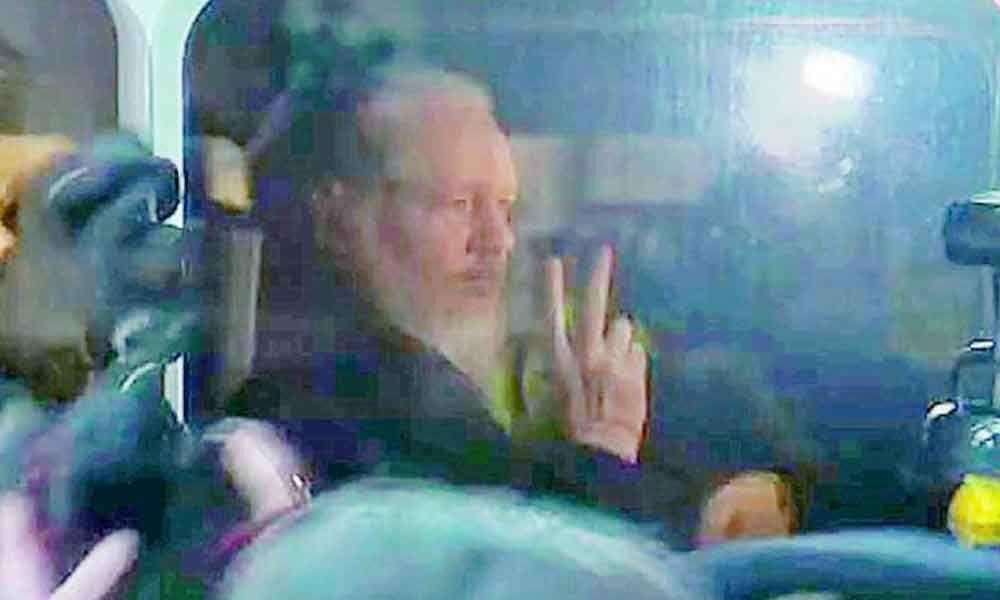 Ive protected many: Julian Assange tells UK court