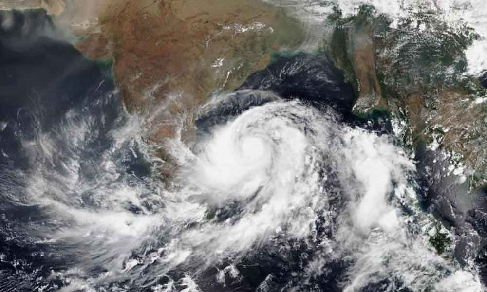 Cyclone Fani : Indian Naval warships out for rescue operations