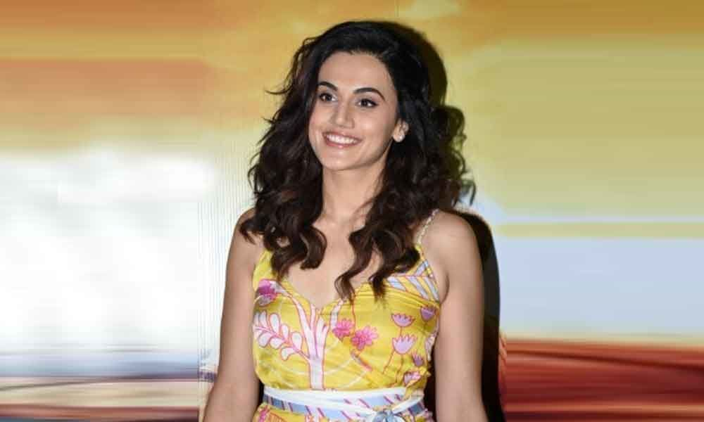 I Was Looking For Challenging Roles, And I Found Saand Ki Aankh Says Taapsee Pannu