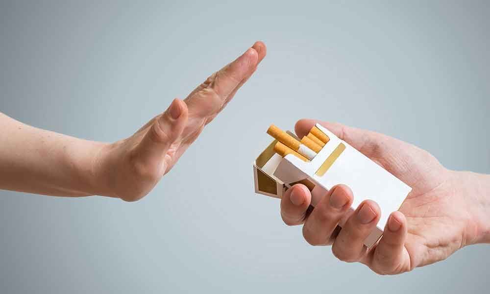 Avoid passive smoking at home and workplace to cut BP
