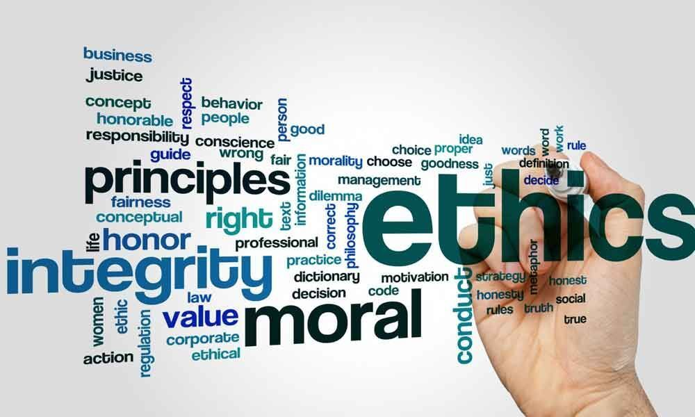 The three moral codes of behaviour