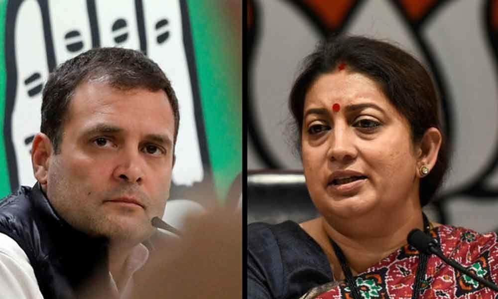 In Amethi, its no cakewalk for Rahul Gandhi