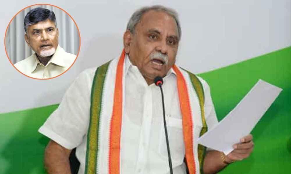 KVP writes open letter to CM Chandrababu Naidu over Polavaram project