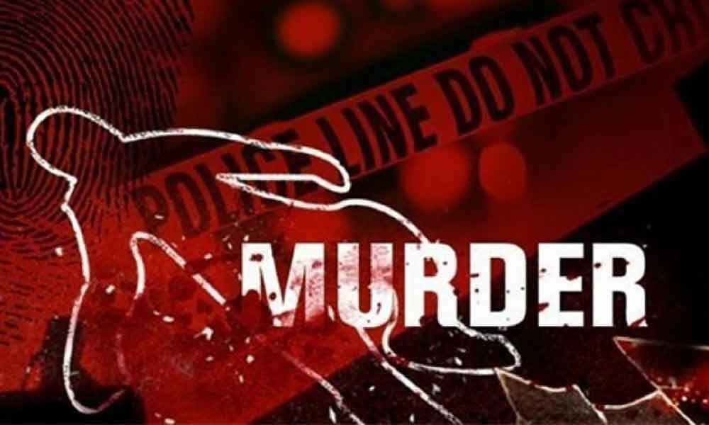 Son killed father in Guntur