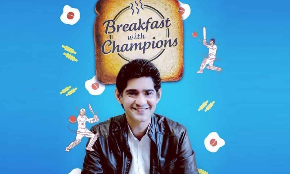 Breakfast With Champions Is Now YouTube Original Confirms Gaurav Kapur