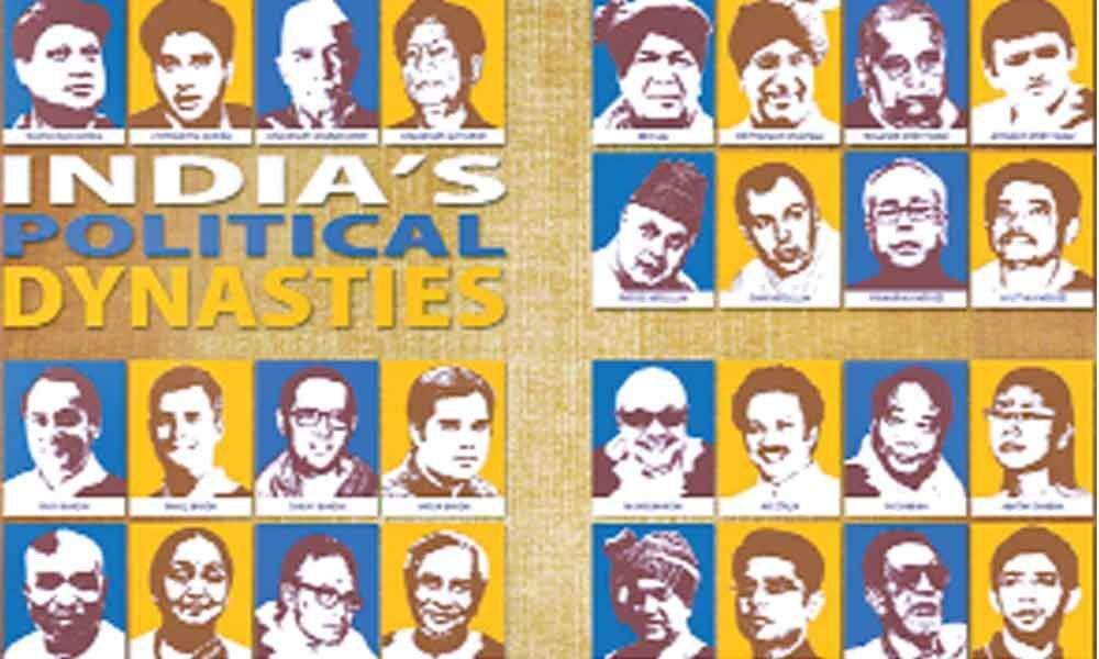 India burdened by never-ending political dynasties