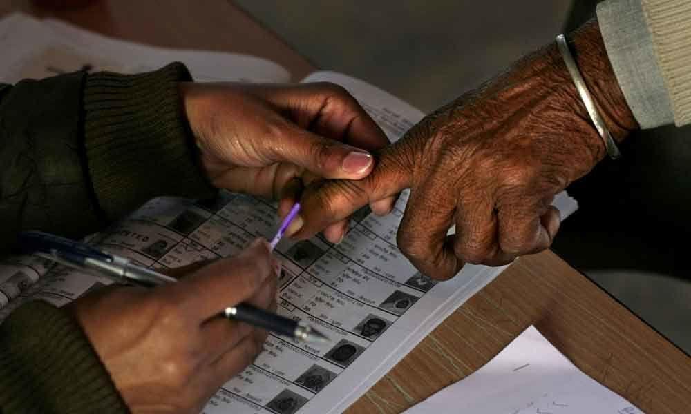 Repolling in 5 polling centres tomorrow in Andhra Pradesh