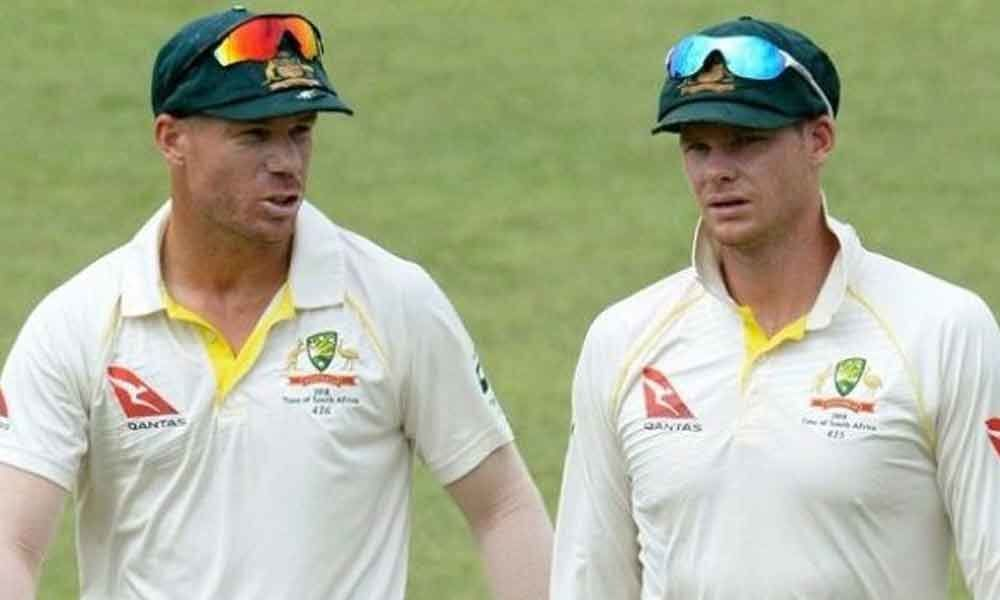 Steve Smith, David Warner to don Australian colours for 1st time since sandpapergate