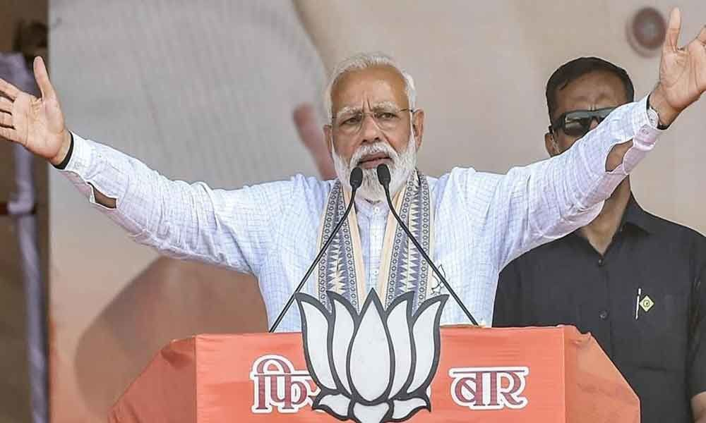 850 Indians freed from Saudi jails on my request: PM Modi
