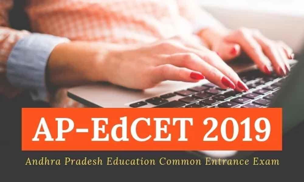 AP EdCET 2019 exam to be held tomorrow