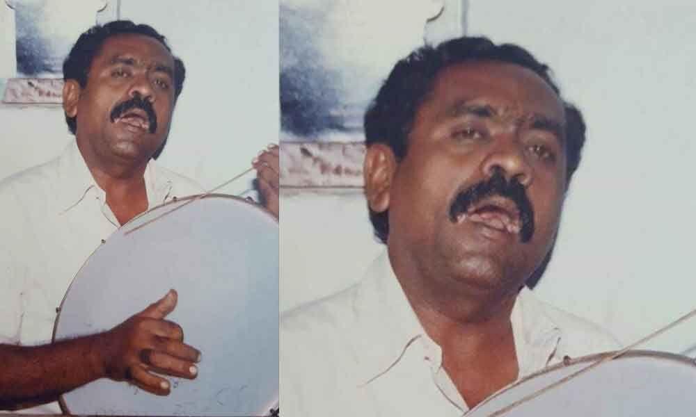 Folk singer Arunodaya Rama Rao passes away
