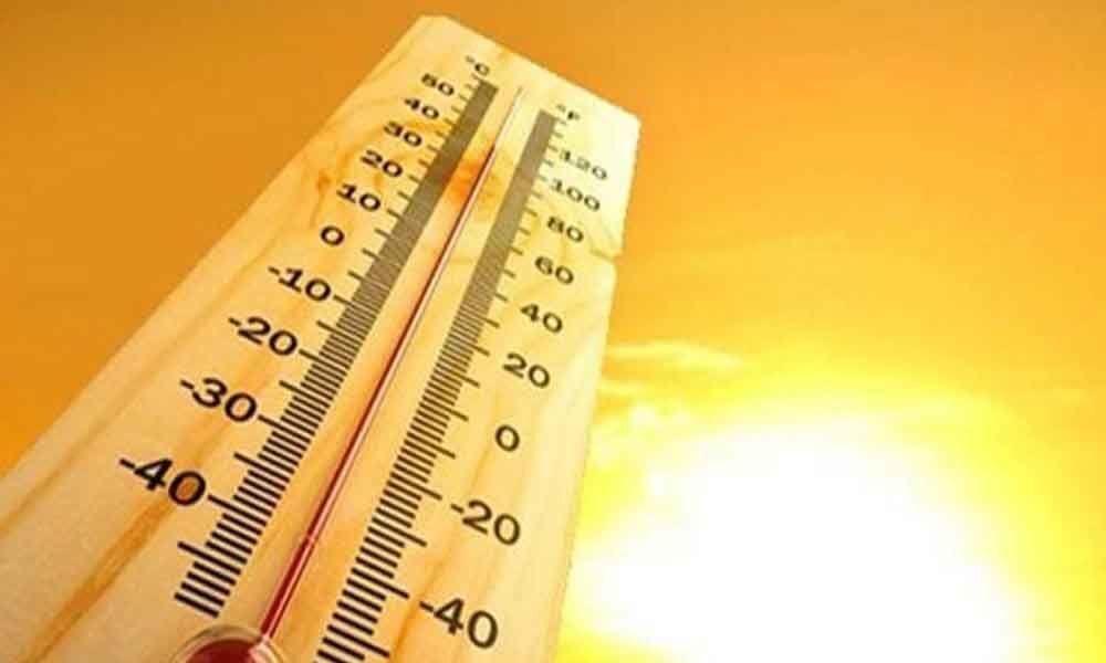 High temperatures recorded in Andhra Pradesh