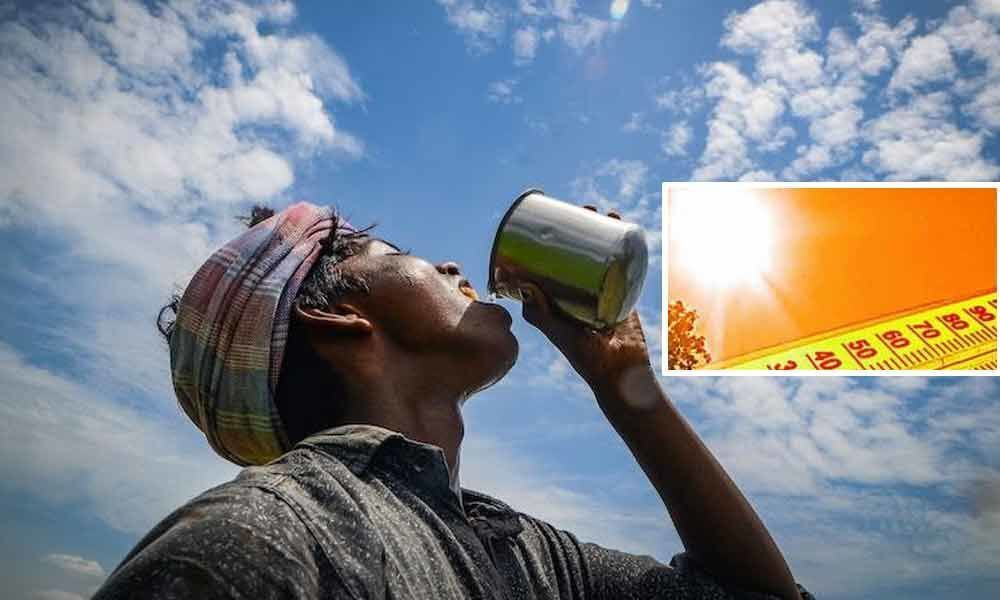 Andhra: Elderly couple die of heat stroke within minutes of each other