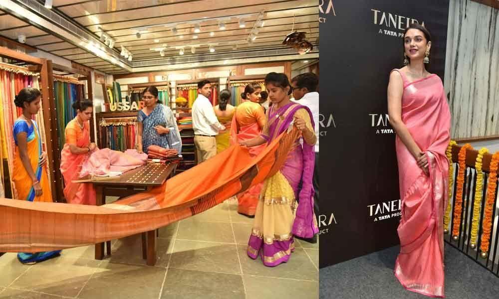 Celebrating Indian crafts
