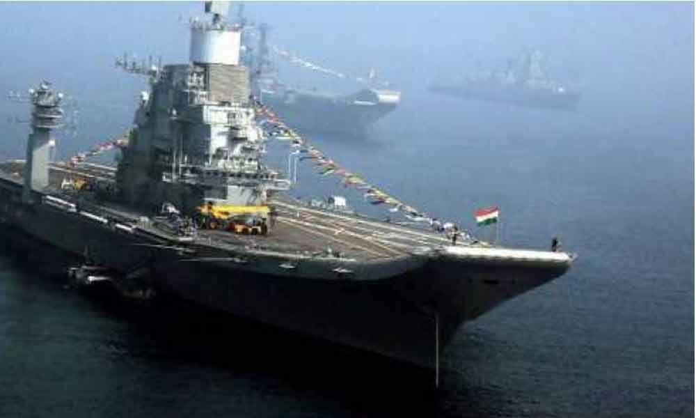 Varuna is largest Indo-French naval exercise to date