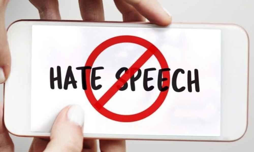 Curbing hate speeches a must