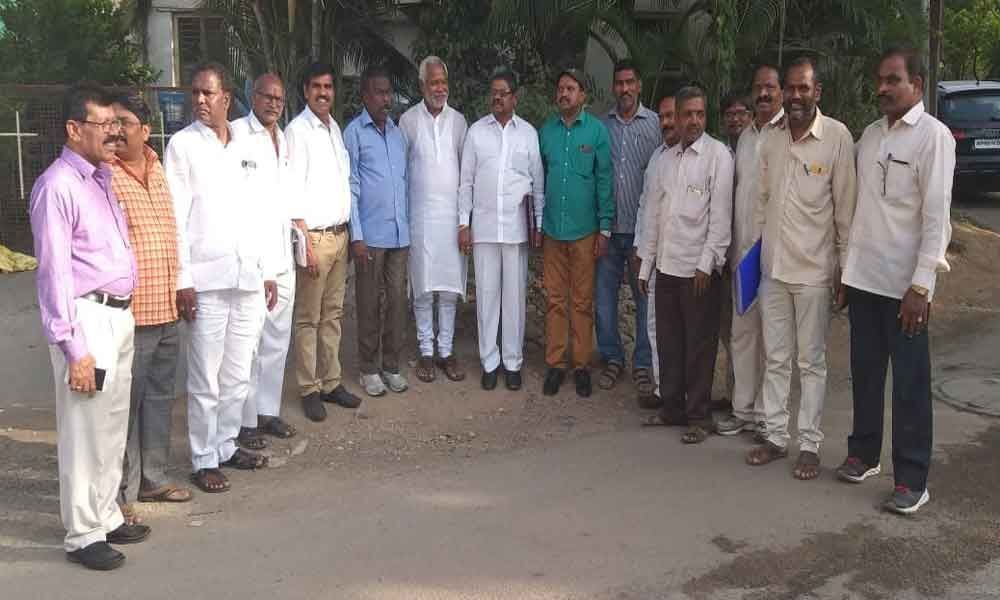 SC Society supports Mahagarjana call
