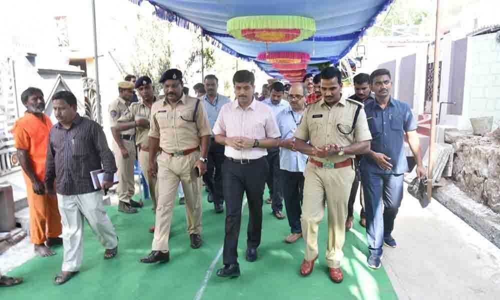 Repolling peaceful  in two polling booths in Guntur dist
