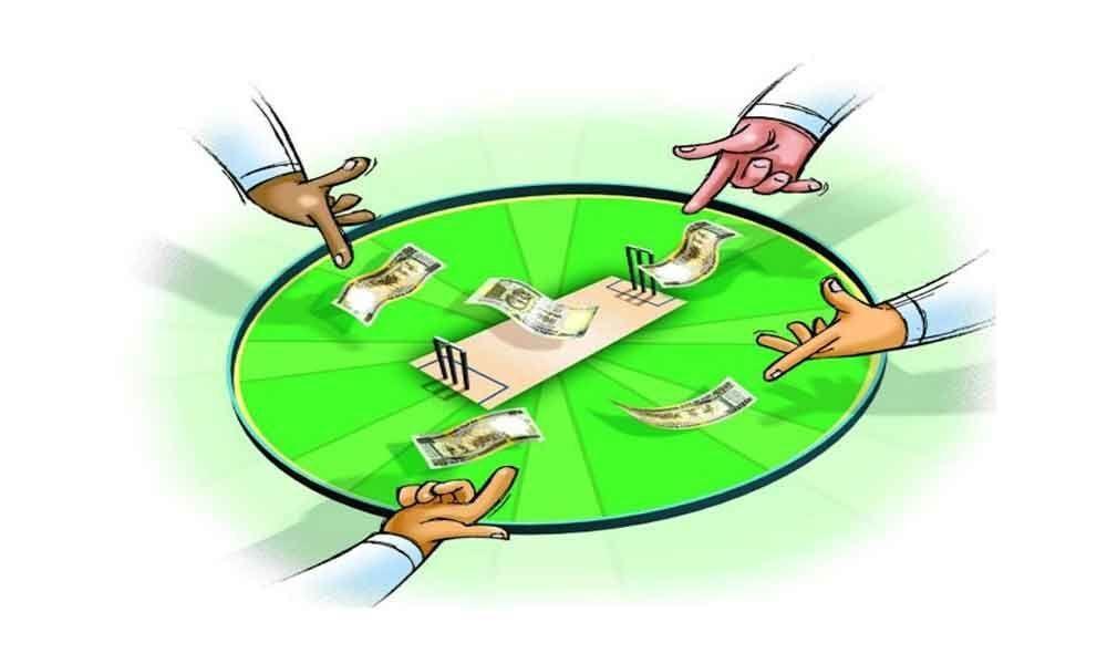 IPL cricket betting:Gang of six held in Visakhapatnam