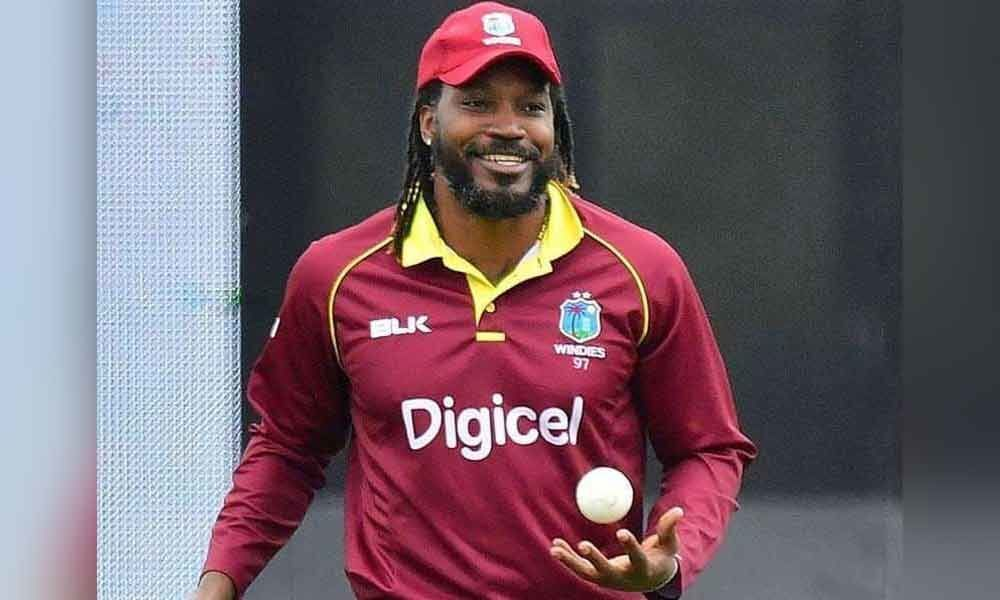 West Indies cricket board names Chris Gayle as vice-captain