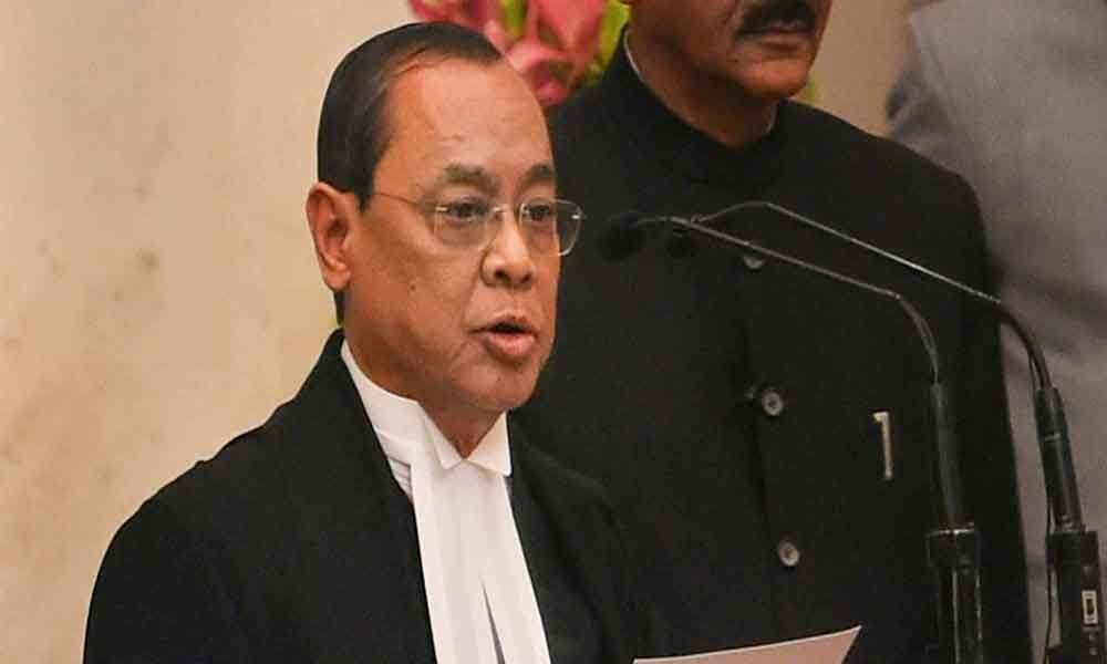 Row over CJI clean chit, Supreme Court protesters detained