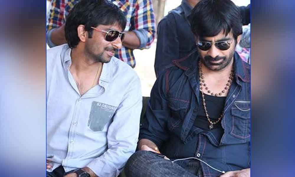 Ravi Teja planning to score a hattrick with him