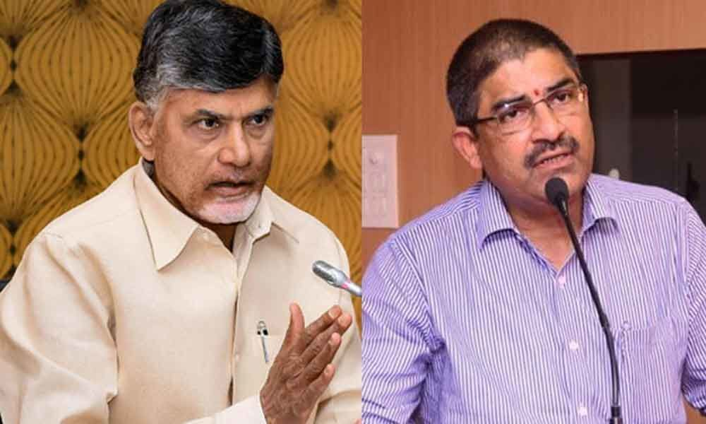 AP Chief secretary comments over AP Cabinet meeting on 10 May