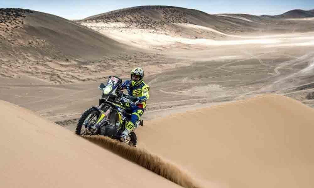 TVS Racing gears up for Desert Storm 2019