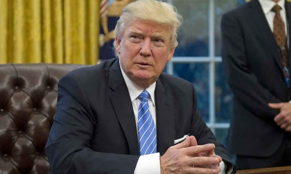 US to move forward with Trumps tariff threat