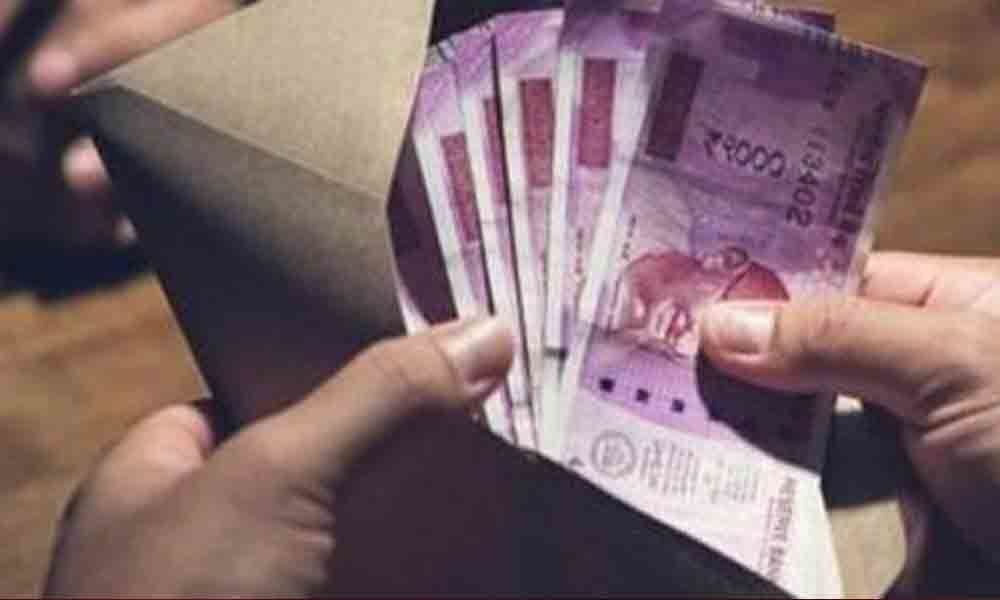 VRA booked for stealing poll fund