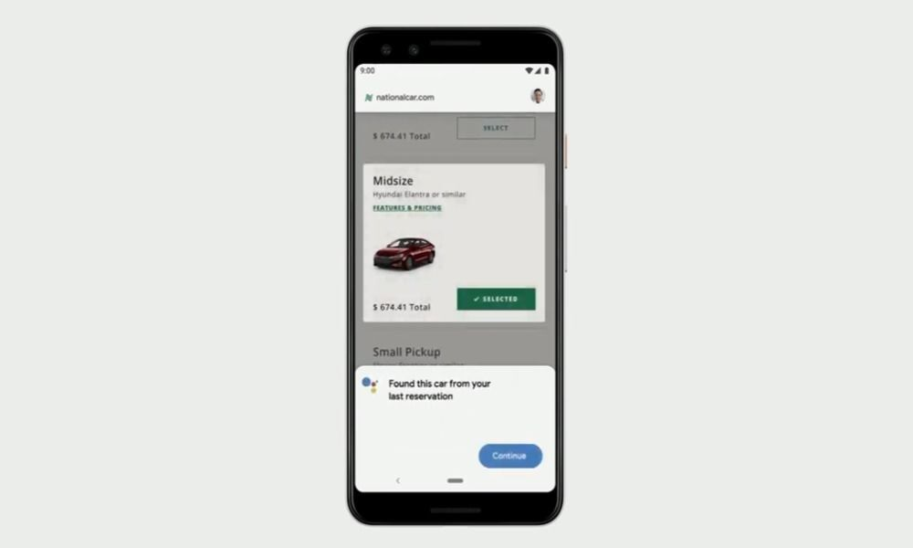 Google is bringing Duplex to the web to help book car rentals and movie tickets