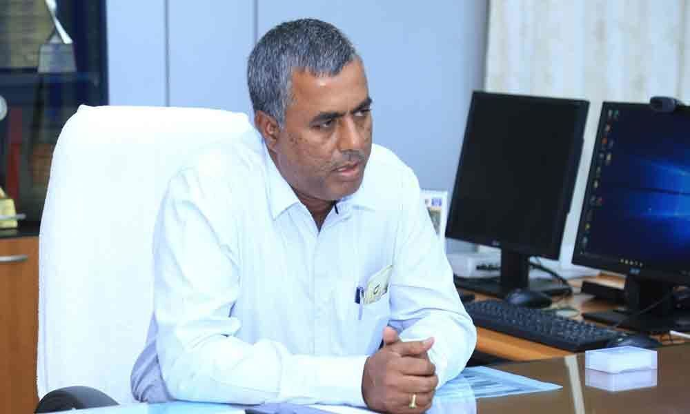 New CGM takes charge for SSTPP