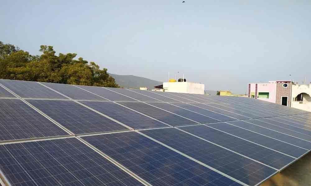 MCT taps solar power, earns money