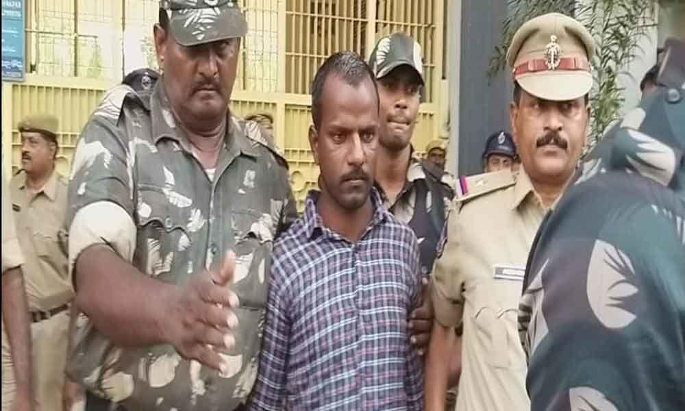 SIT officials took Hajipur serial killer into 6 days custody from Warangal Central Jail