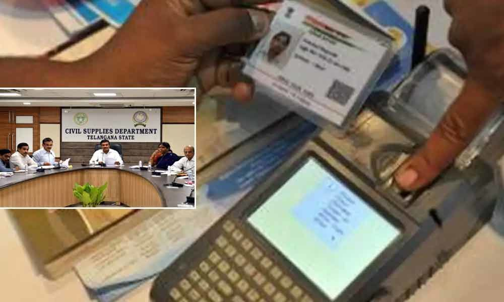 Civil Supplies Dept to speed up ration cards application clearance