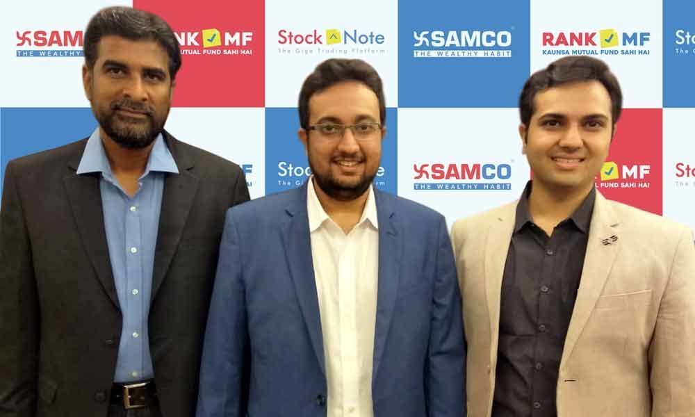 Samco Securities ltd launches research, analyticsand devlopment wing in Chennai