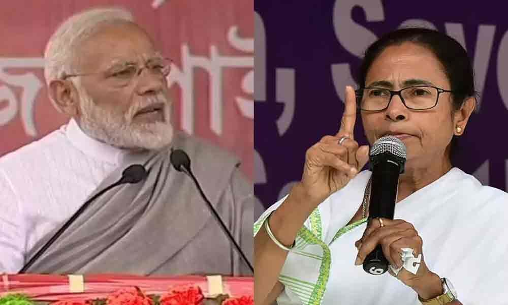 Mamata, Modi should give up antics