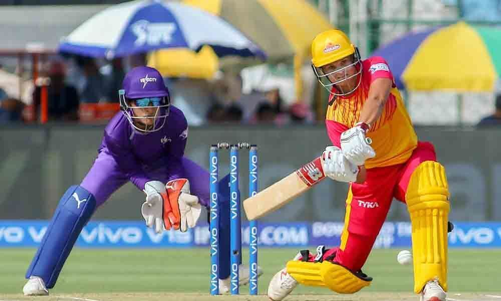 Velocity beat Trailblazers by three wickets, keep tournament alive