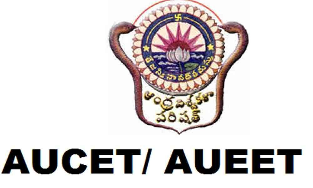 Visakhapatnam : All set for AUCET, AUEET today and tomorrow