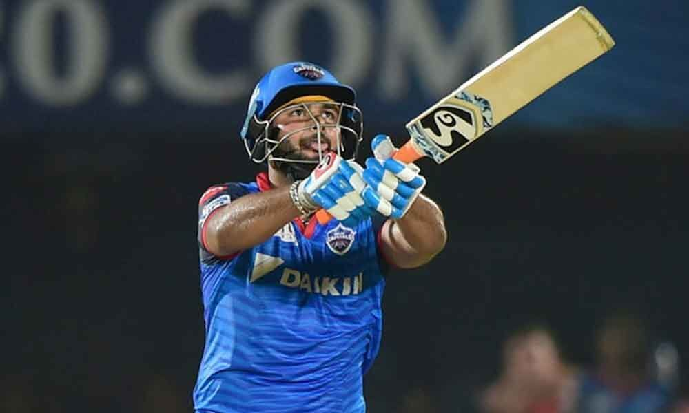 IPL 2019: Hitting sixes is in my muscle memory, says Rishabh Pant