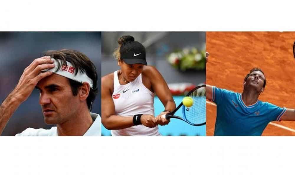 Madrid Open: Nadal starts strong, Federer exits Madrid, Osaka reaches Quarters