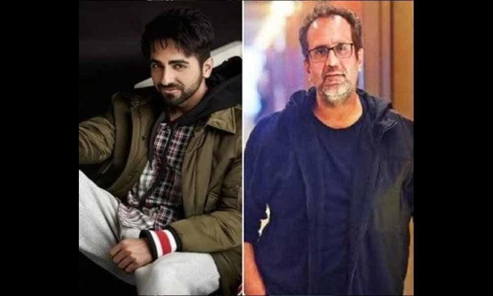 Ayushmann Khurrana And Aanand L Rai Collaborating for Shubh Mangal Zyada Saavhdhan